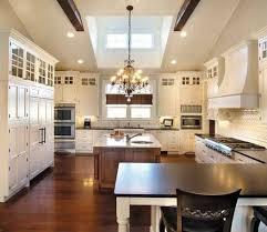 White Kitchen Black Countertop - 48 luxury dream kitchen designs worth every penny photos