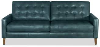 Navy Blue Leather Sofa And Loveseat Sofa Leather Sofa Manhattan Leather Sofa Brown