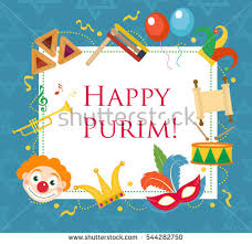 purim cards happy purim card free vector stock graphics images