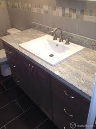 Semi Custom Bathroom Vanities by Who Knew Semi Custom Cabinets Could Be Used To Build A Bed Surround