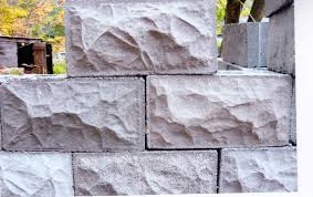 Historic Rock Face Block decorative concrete block rock face
