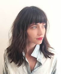 lob hairstyles with bangs 31 lob haircut ideas for trendy women stayglam