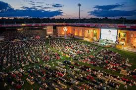 canapé allemagne des canapés dans un stade allemand pour regarder la coupe du monde