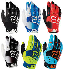 motocross gloves usa 38 95 fox racing mens pawtector race mx motocross gloves 1014566