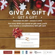 taverna toulouse gift card special river oaks district