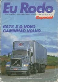 volvo eu volvo nl10 caminhões antigos brasileiros
