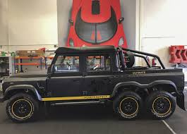 land rover defender 2017 6x6 land rover defender 6x6 custom graphics reforma uk