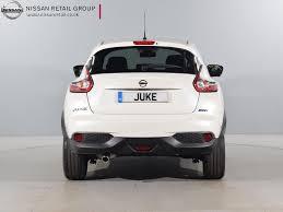 nissan juke deals uk nearly new nissan for sale juke dci tekna white nissan london west