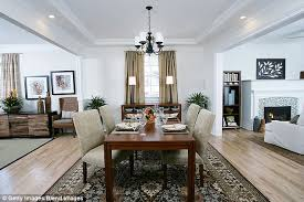what your dining room really says about you daily mail online