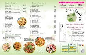 Family Garden Menu - tea garden menu and prices 2017 restaurantfoodmenu