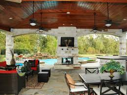 covered porch design outdoor covered patio designs with a bar