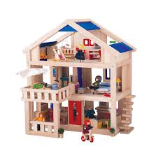 plan toys terrace dollhouse with furniture luxury home design