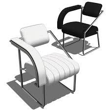 Eileen Gray Armchair Non Conformist Armchair 3d Model Formfonts 3d Models U0026 Textures