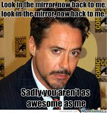 Tony Stark Meme - tony stark eye roll meme stark best of the funny meme