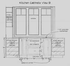splendid design kitchen cabinet drawing your own on home ideas