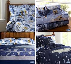 Star Wars Duvet Covers Pottery Barn Makes Star Wars Bedsheets Cool Again U2013 Kind Of Ohgizmo