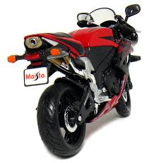cbr bike model and price buy maisto honda cbr 600rr motorcycle 1 12 scale red online at