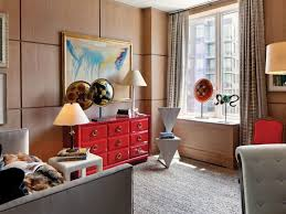 Eclectic House Decor - trendy office ideas eclectic home office with office interior