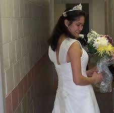 wedding gown alterations the cheapest way taking in bodice diy