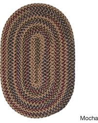 Oval Area Rugs Winter Shopping Deals On Pine Canopy Colville Braided Oval Area