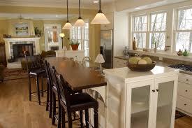 eat in kitchen floor plans bar plans kitchen farmhouse with island lighting open