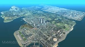 San Andreas Map Load Whole Map Carregar Todo O Mapa Mixmods Mods Para