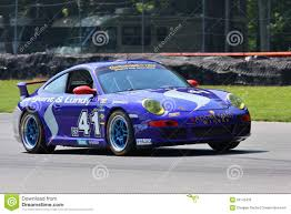 rally porsche car racing auto race rally porsche editorial stock image image