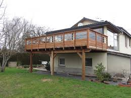 piscine sur pilotis terrasse en bois ou composite à saint dié des vosges 88 artisan rge