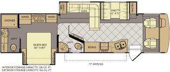 Fleetwood 5th Wheel Floor Plans Fleetwood Rv Introduces The 2012 Bounder U2013 Vogel Talks Rving