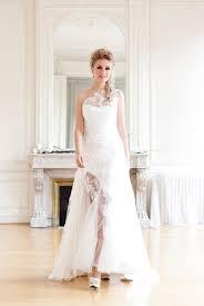 robe mariã e toulouse robe indira viloteau satin de soie dentelle de calais