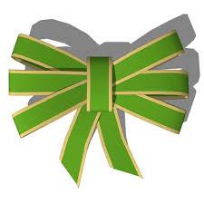 bows for presents ribbons and bows 3d model formfonts 3d models textures
