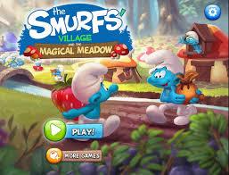 smurfs u0027 village magical meadow smurfs wiki fandom