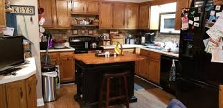 should you paint cabinets or replace countertops paint cabinets 1st and then replace countertops