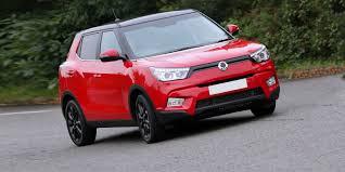 nissan juke vs ford ecosport ssangyong tivoli review carwow