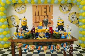 Minion Birthday Decorations Decoração Festa Tema Minions Jpg 1600 1067 Minions