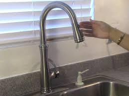 kitchen faucet stunning kitchen pull down faucet aquasource