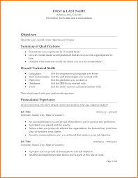 Good Summary Of Qualifications For Resume Examples teachers resume objective children english teacher resume sample