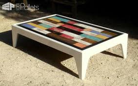 Creative Coffee Tables 50 Creative Coffee Tables Made From Recycled Pallets For Your