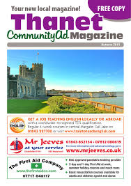 thanet communityad magazine by kelly stacey issuu