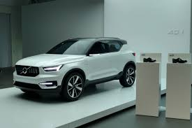 brand new volvo new volvo v40 s40 and xc40 previewed by 40 1 and 40 2 concept