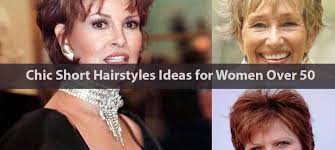 gallant chic short hairstyles ideas for women over 50 hairstyle