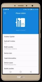 how to upgrade android version how to upgrade your tecno phantom 6 plus to android 7 1 1 nougat