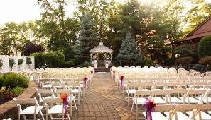 outdoor wedding venues nj 17 beautiful outdoor wedding venues nj wedding idea