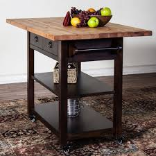 drop leaf kitchen island cart portable kitchen island with drop leaf mission kitchen
