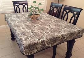 fitted vinyl tablecloths for rectangular tables fascinating fitted vinyl tablecloths for rectangular tables fitted
