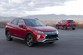 mitsubishi dubai al habtoor motors launches mitsubishi compact crossover at dubai
