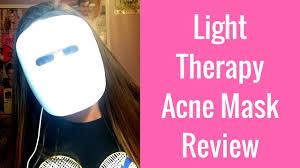 where to buy neutrogena light therapy acne mask neutrogena light therapy acne mask review youtube