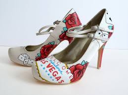 pony chops welcome to fabulous las vegas wedding shoes future