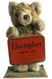 teddy bear writing paper teddy bear collection of hand made antique and artist bears elastoplast bear from wwii in london