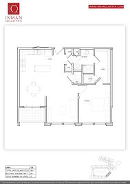 Pictures Of Floor Plans Luxury Apartments Atlanta Inman Quarter Inman Quarter